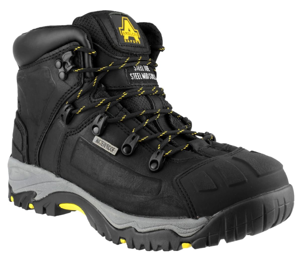 Amblers FS32 Waterproof Safety Boot
