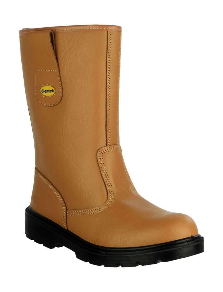 Centek FS334 Safety Rigger Boot