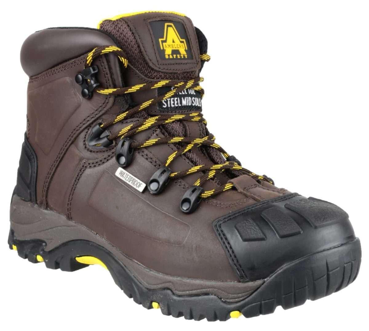 Amblers FS39 Scuff Cap Safety Boot
