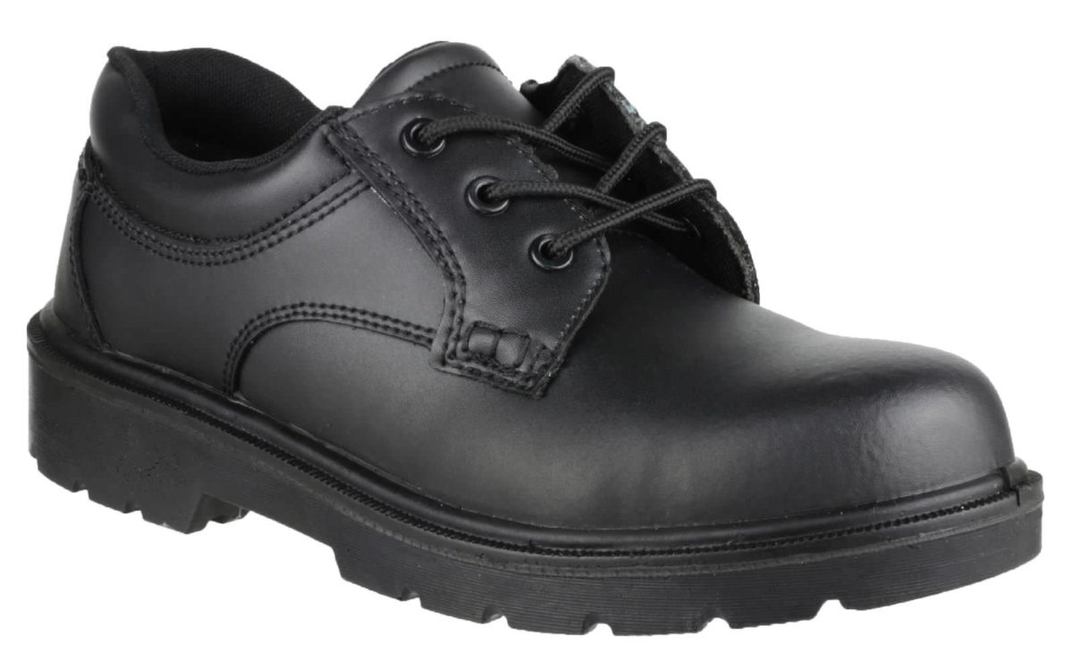 Amblers FS41 3-Eyelet Safety Gibson Shoe