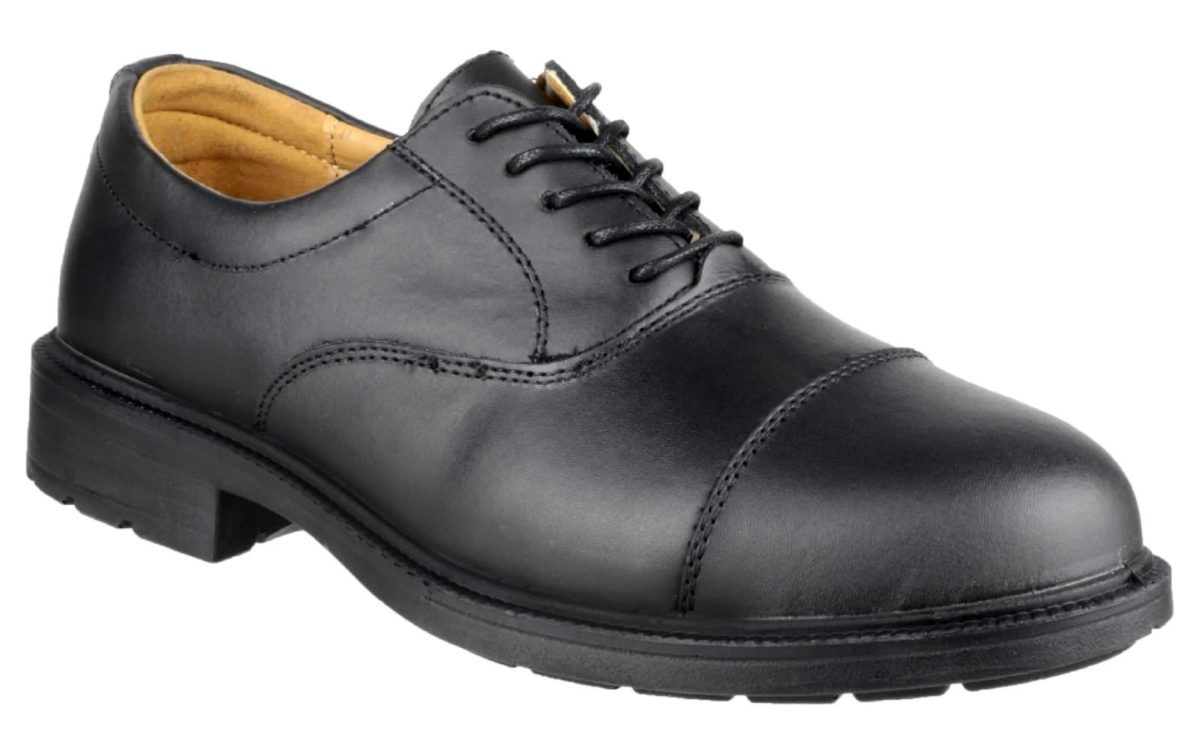 Amblers FS43 4-Eyelet Oxford Safety Shoe