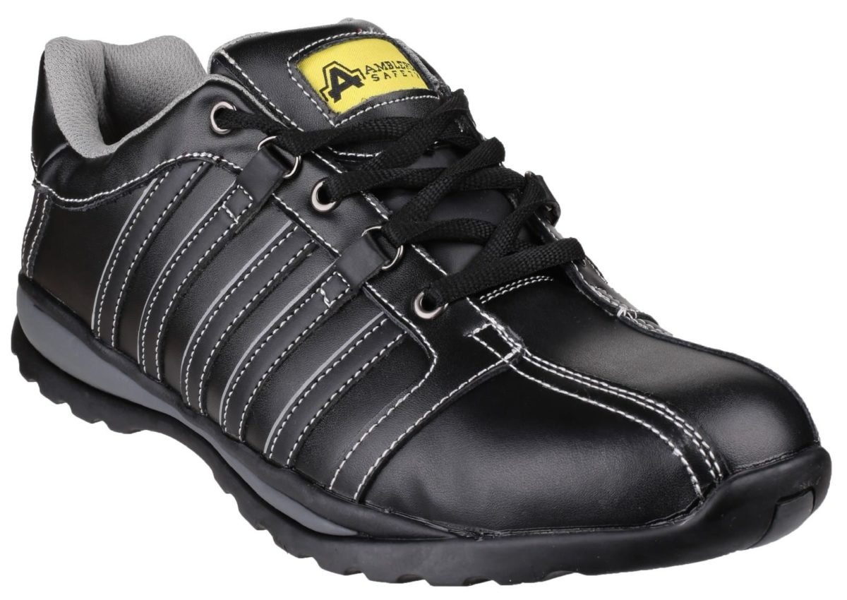 Amblers FS50 Leather Trainer Safety Shoe