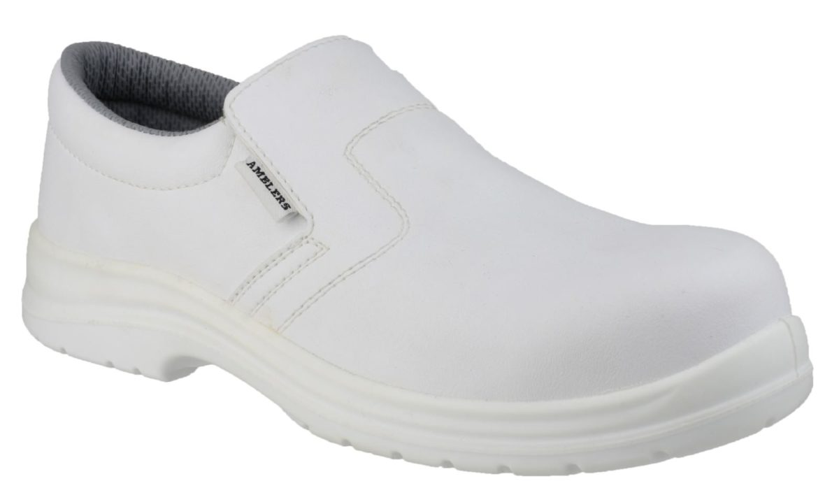 Amblers FS510 Unisex Slip On Safety Shoe
