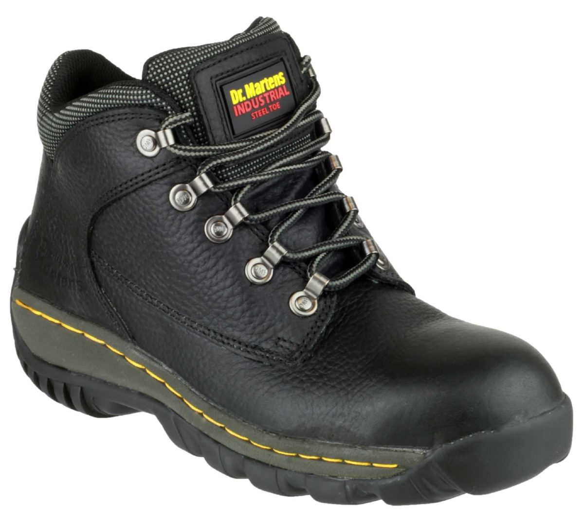 Dr Martens FS61 Black Safety Hiker