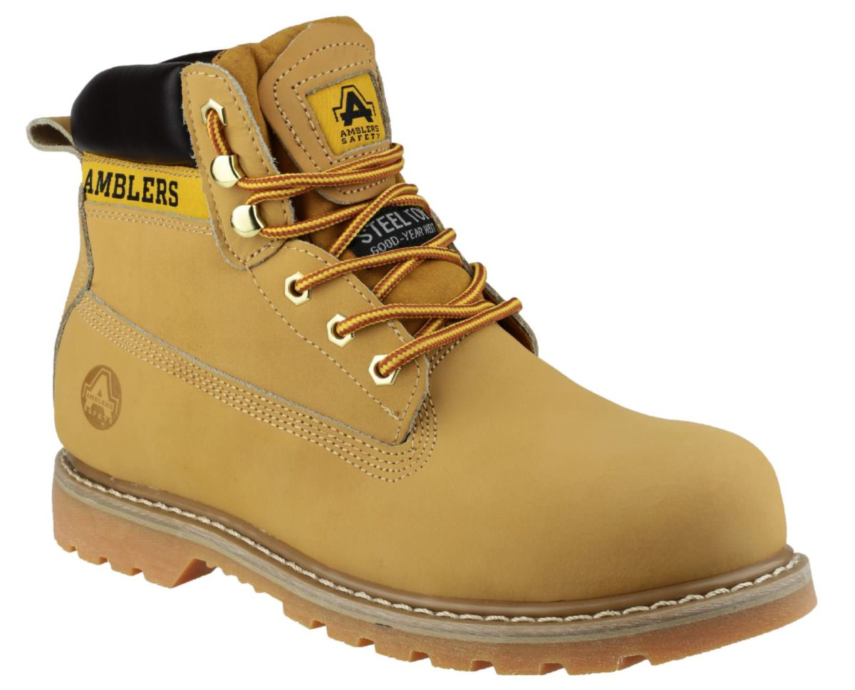 Amblers FS7 Welted Safety Boot