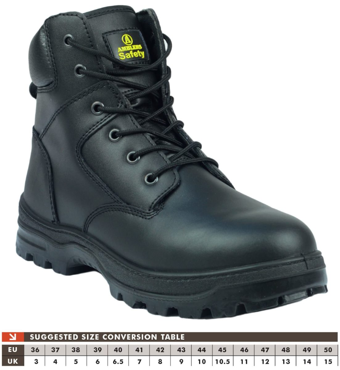 Amblers FS84 Lace Up Safety Boot