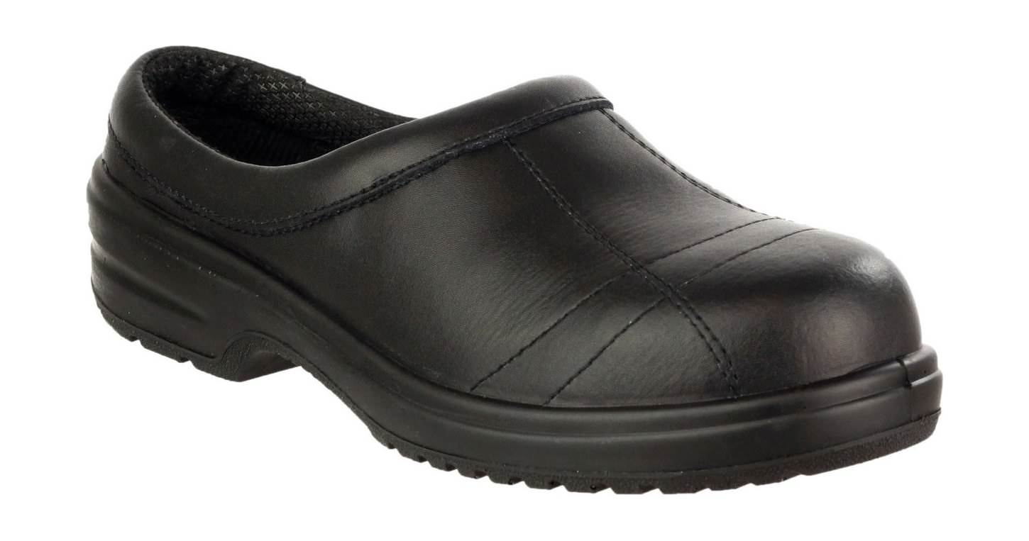 Amblers FS93c Ladies Composite Slip-on Safety Shoe