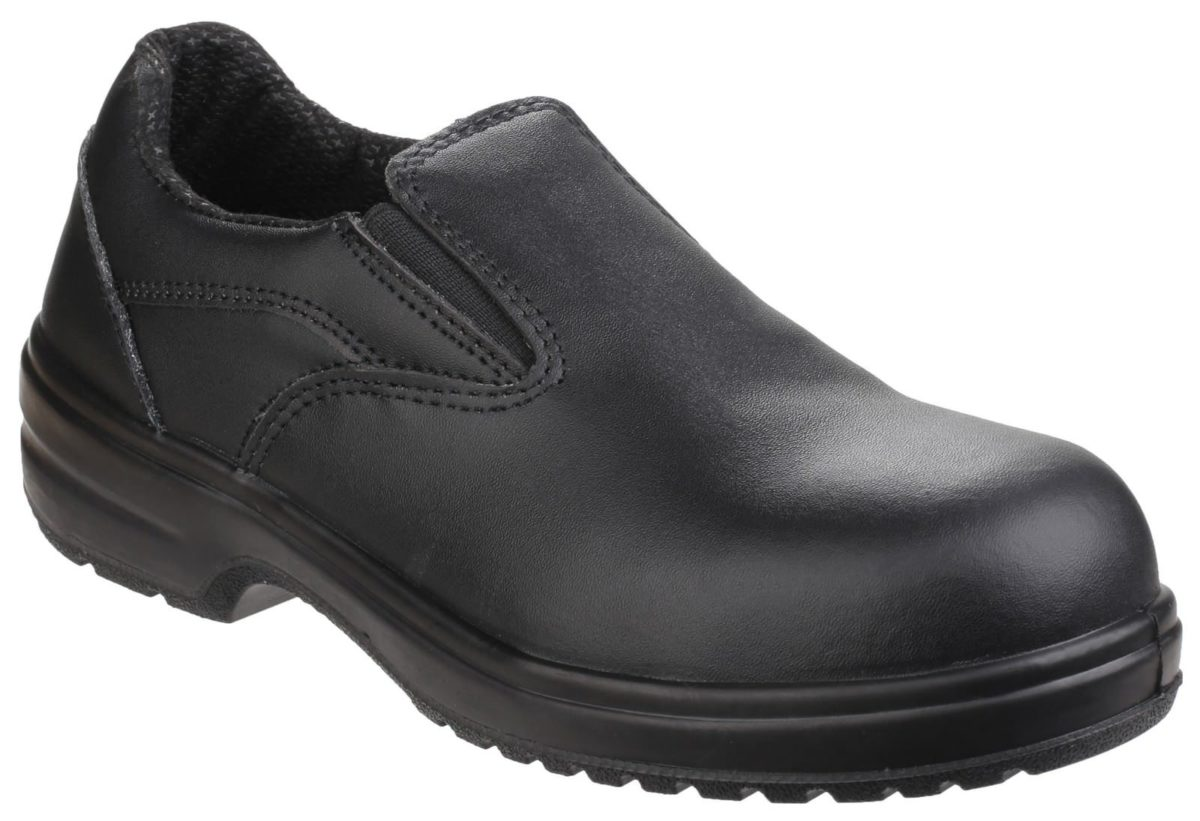 Amblers FS94c Ladies Composite Slip-on Safety Shoe