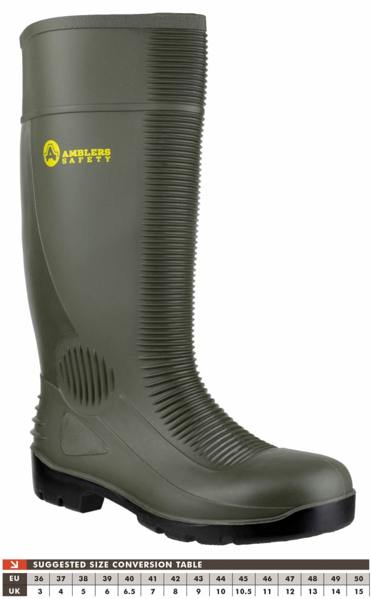 Amblers FS99 Safety Wellington Boot