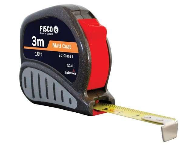 Hultafors Tri-lok Tape Measure