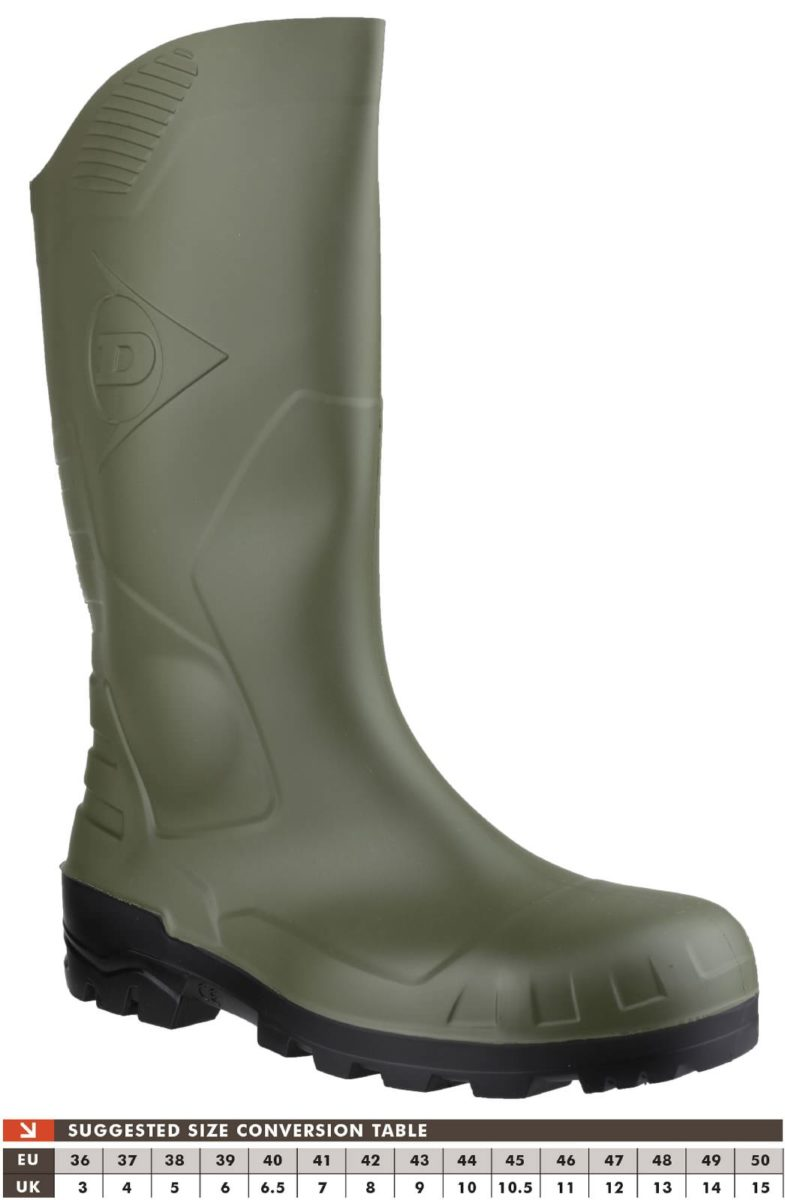 Dunlop H142611 Devon Wellington Boot