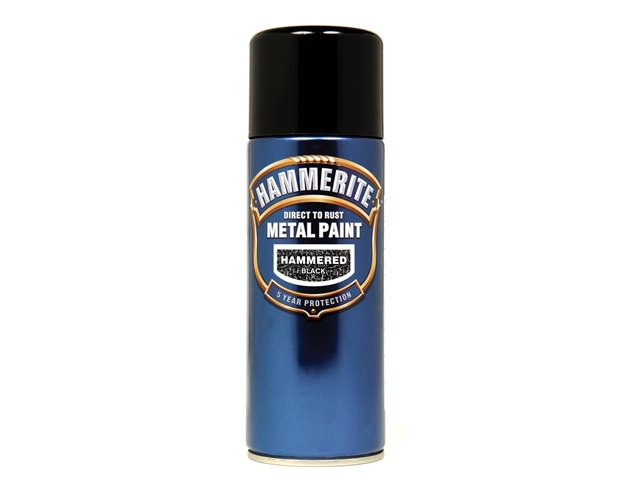 Hammerite Direct to Rust Hammered Finish Aerosol 400ml