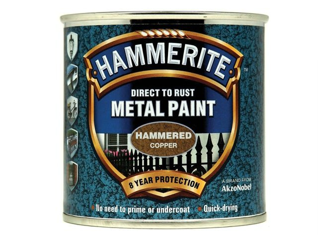 Hammerite Direct to Rust Hammered Finish Copper