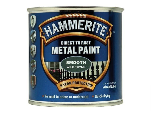 Hammerite Direct to Rust Smooth Finish Wild Thyme