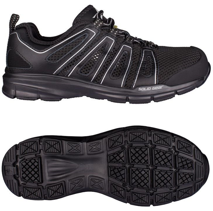 Solid Gear Helium 2.0 Lightweight Safety Shoe (from Snickers)