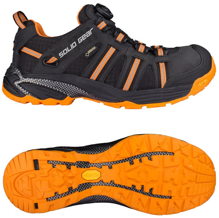 Solid Gear Hydra GTX Waterproof Safety Shoe (from Snickers)