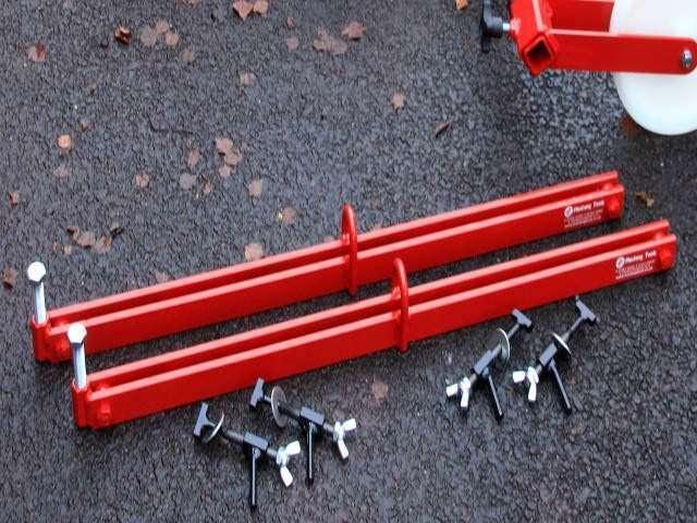 Mustang 700mm Spreader Bars