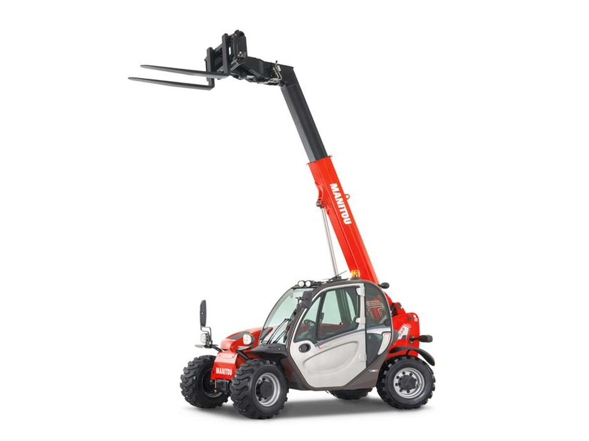 6m Telescopic Forklift