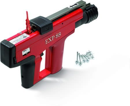 Cartridge Nail Gun
