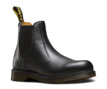 Dr Martens 8250 Non-Safety Black Chelsea Dealer