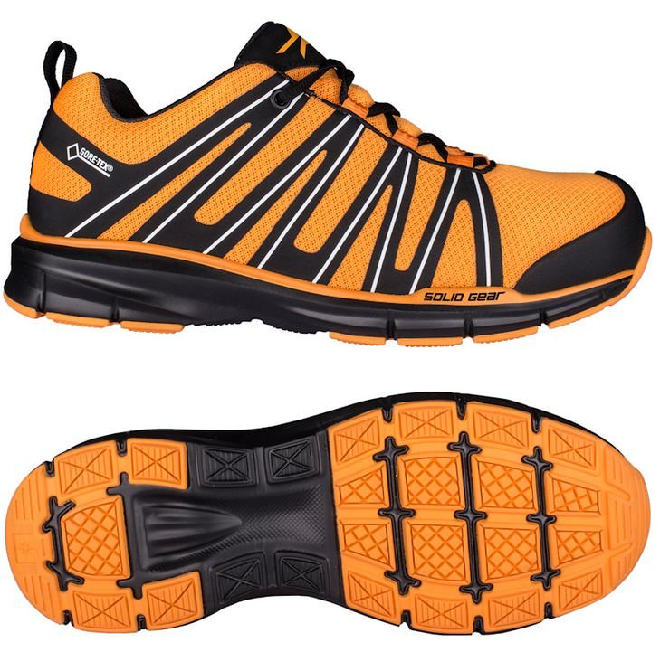 Solid Gear Revolt GTX Waterproof Safety Shoe (from Snickers)