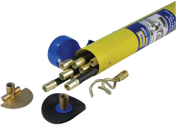 Universal Drain Rods & Attachments