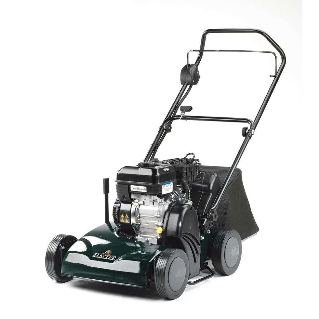 Petrol Lawn Scarifier