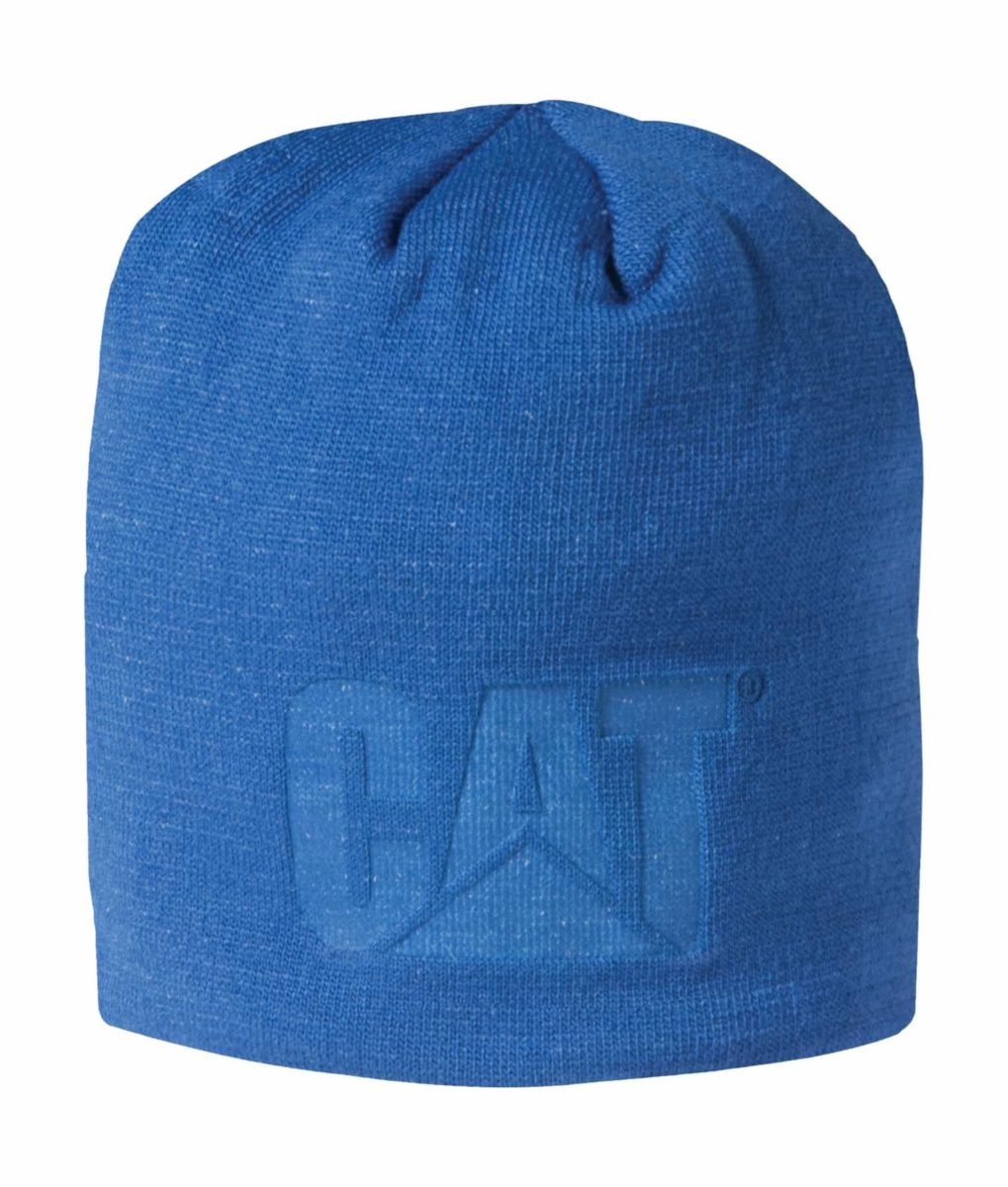 CAT Trademark Knit Beanie
