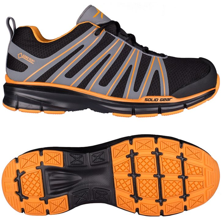 Solid Gear Triumph GTX Waterproof Safety Shoe (from Snickers)