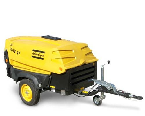 1 Tool Towable Compressor