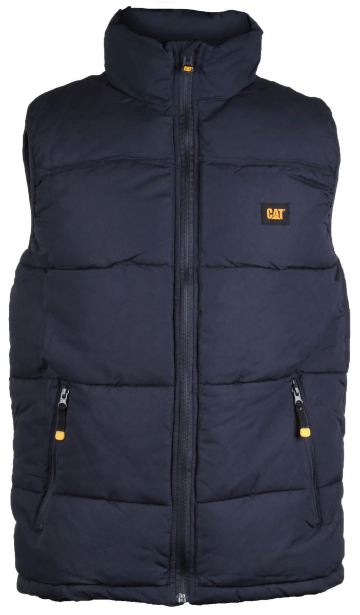 CAT Insulated Quilted Vest Body Warmer