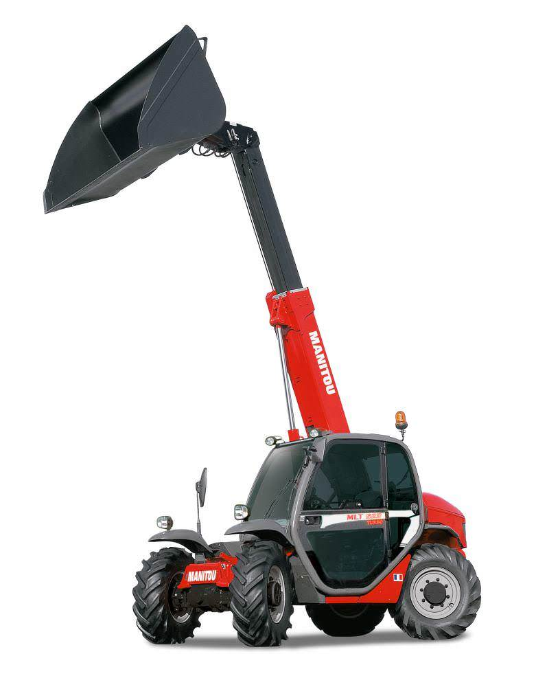 5m Telescopic Forklift