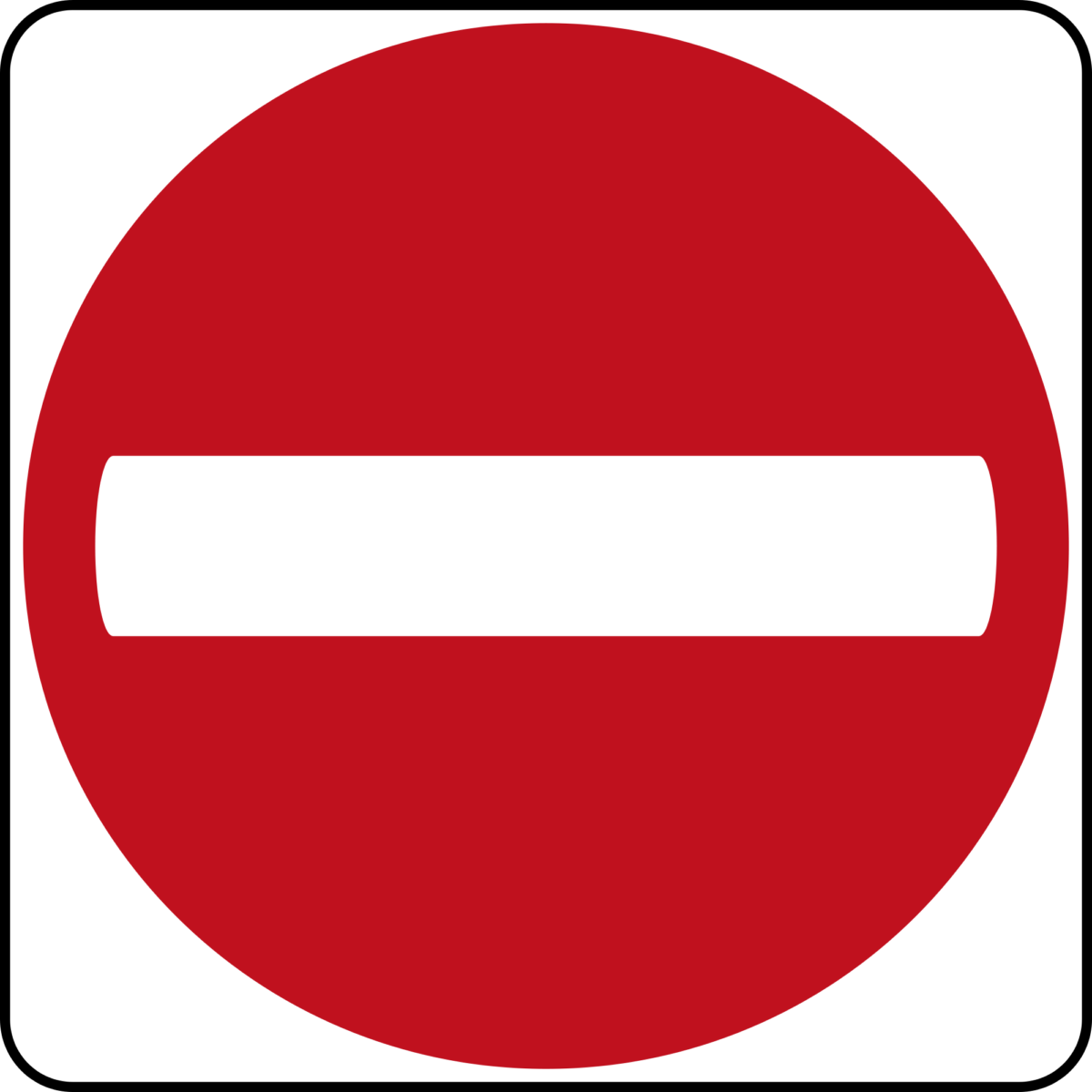 750mm Square Road Sign Plates