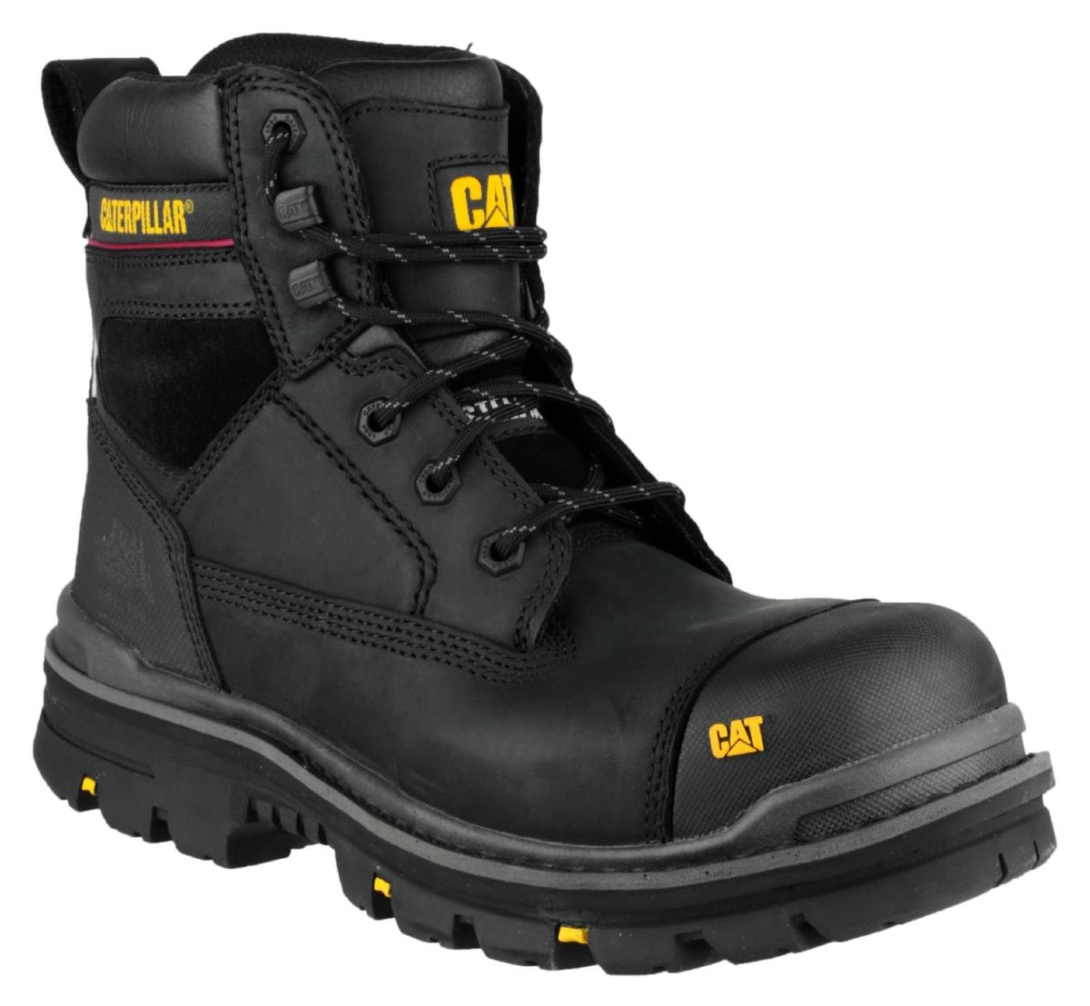 CAT Gravel Safety Boot