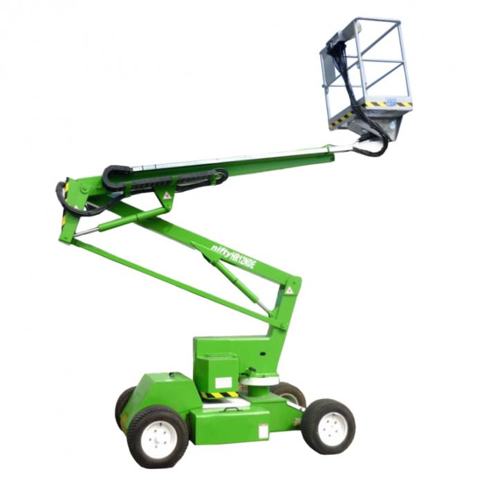 12m Self Propelled Articulating Boom Access Platform