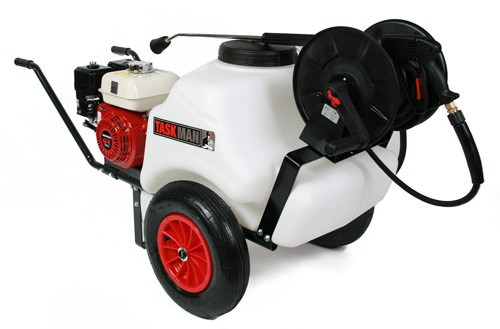 Petrol Bowser Pressure Washer