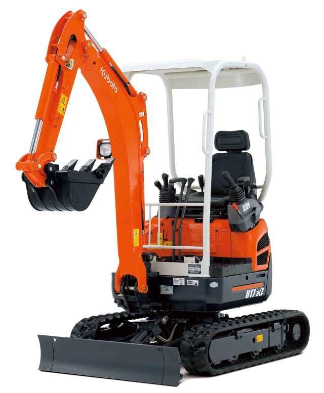 1.5 Tonne Excavator