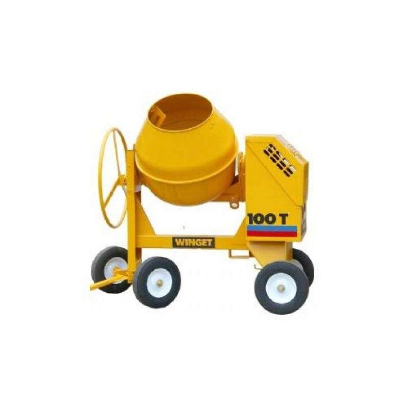 5/3.5 Diesel Site Mixer