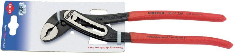 Knipex 250mm Alligator® Waterpump Pliers 10954