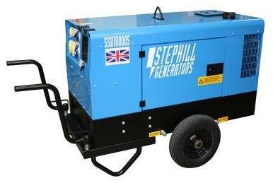 4kva/180a Diesel Welder/Generator