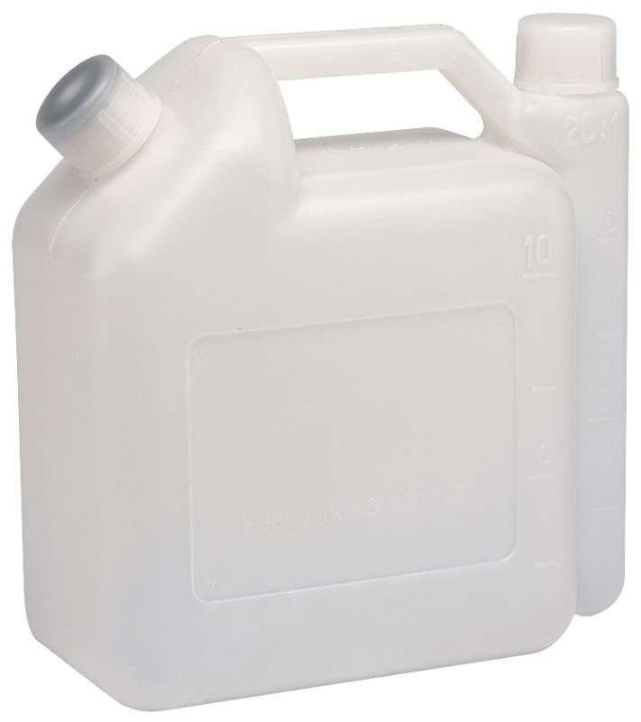 1L Two Stroke Oil Mixing Plastic Bottle