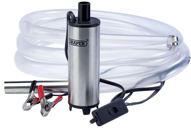Draper Diesel Fuel/Water Transfer Pump
