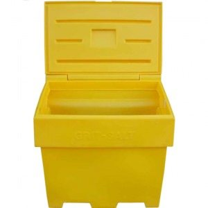 Grit Bin with 6 Cubic Foot Capacity – 169 Litre