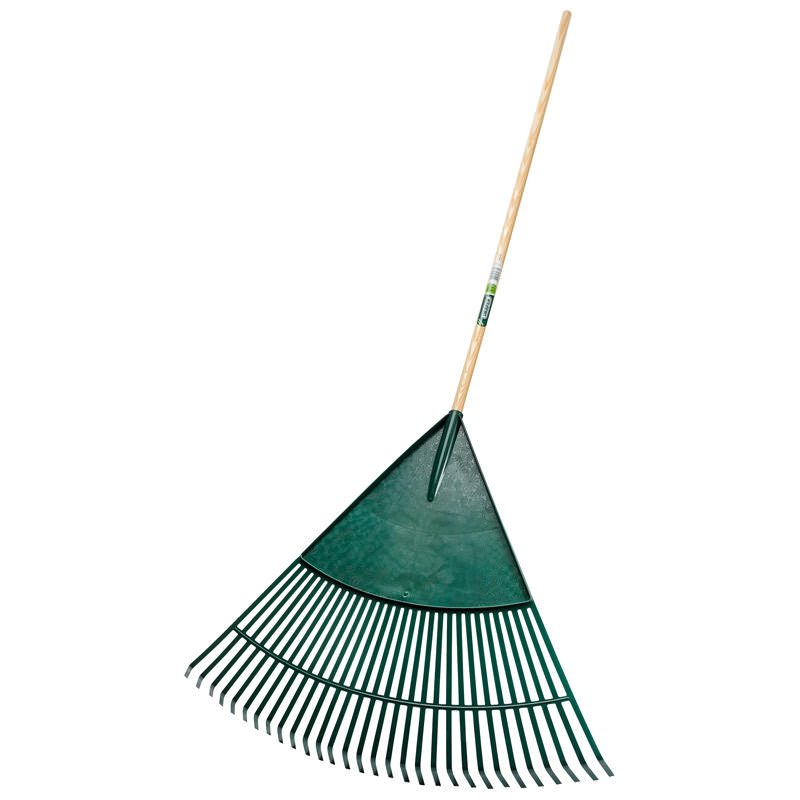 Fibreglass Shaft Leaf Rake