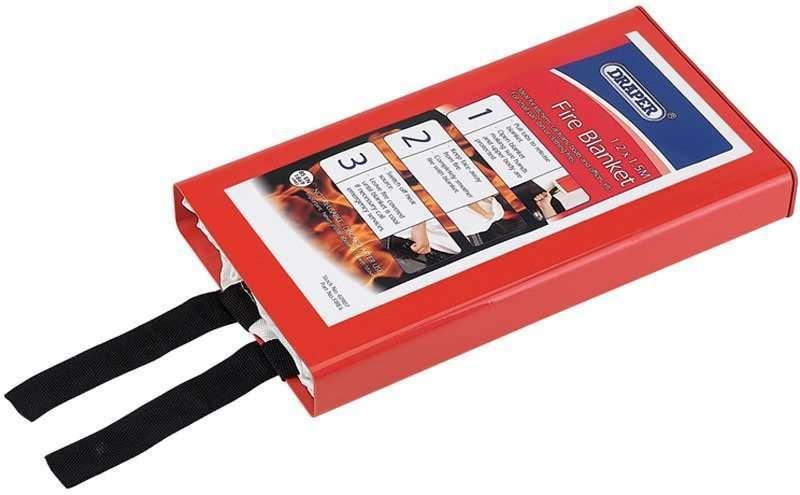 Draper 1.2m x 1.2m Fire Blanket 36758