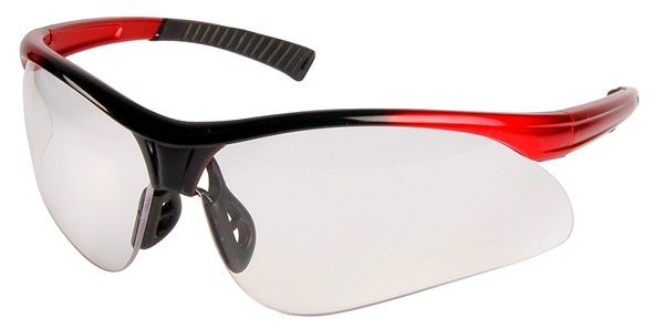 Solar Clear Safety Glasses