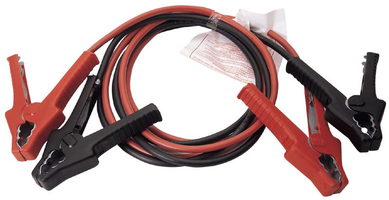 Draper 3M X 25mm Heavy Duty Battery Booster Cables