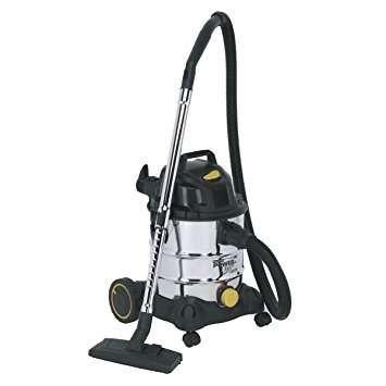 Vacuum Cleaner Industrial Wet & Dry 20ltr 1250W/230V