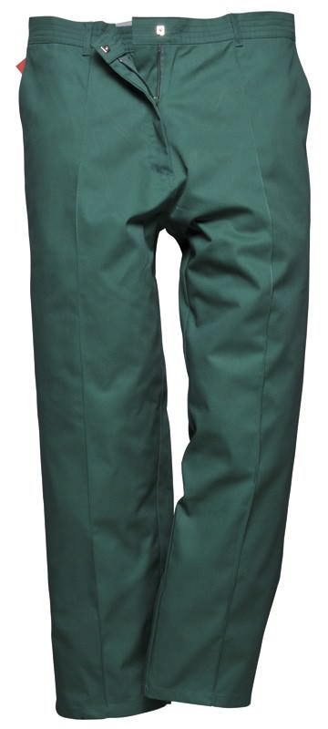 Green Wakefield Trousers