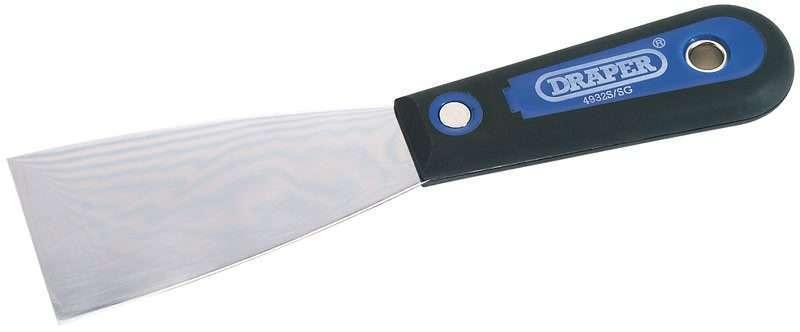 Draper 50mm Soft Grip Wall Scraper